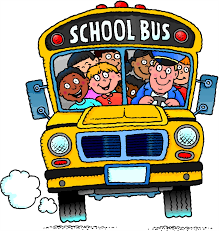 Animated School Bus